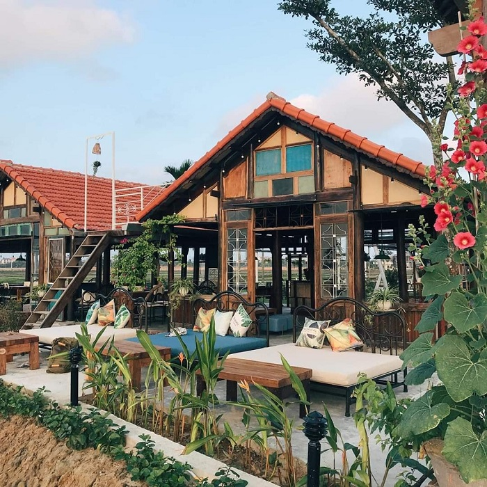 Cafe Roving Chill House tại Hội An